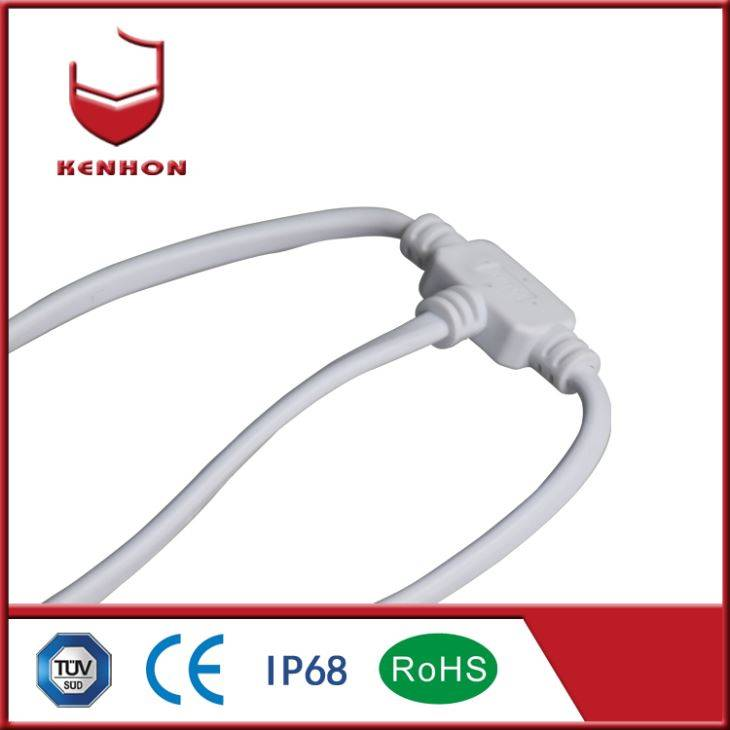 T Type IP68 Outdoor Waterproof Connectors