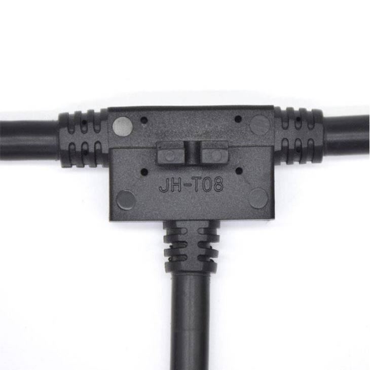T Type IP68 Waterproof Connectors