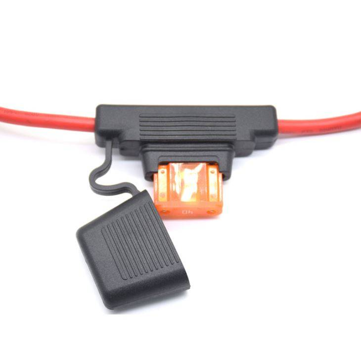Waterproof IP67 Fuse Car Holder Connector