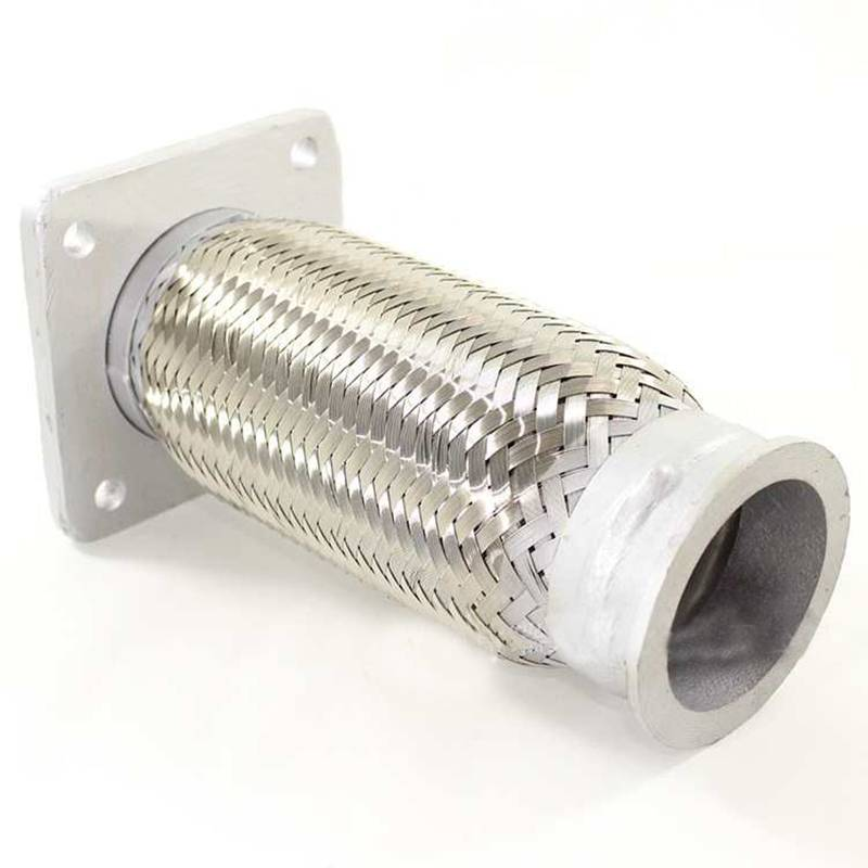 Exhaust Flexible Pipe with Flange Featured Image