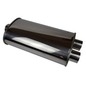 Auto Parts Exhaust Pipe Silencer Muffler