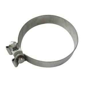 Rapid Delivery for Stainless Steel Black Chrome Exhaust Tip -