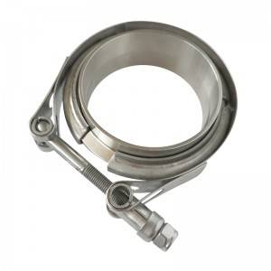Exhaust V Band Clamp