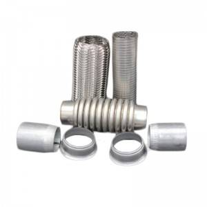 Stainless Steel Flexible Pipe Joint Inner Interlock