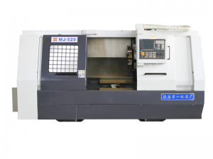 Full-function CNC Lathe MJ-520 with Slant Bed
