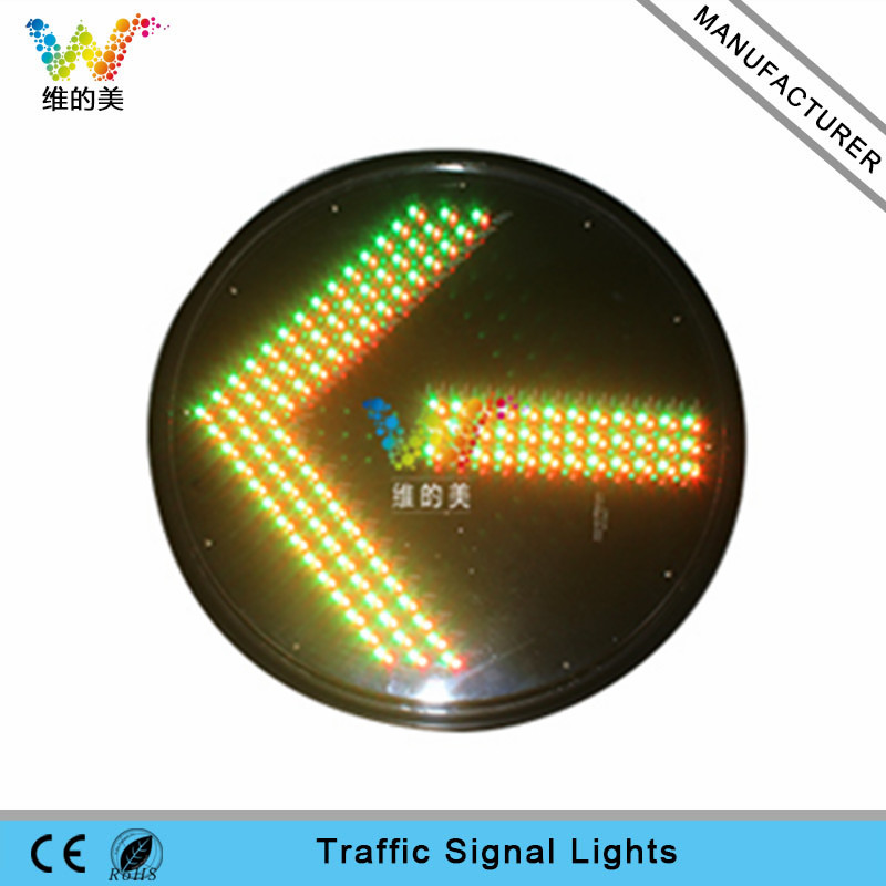 400mm mix red green traffic arrow module LED traffic light replacement