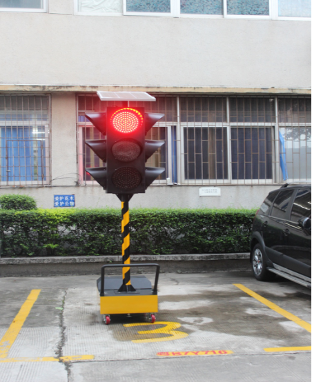 How to choose a good quality temporary solar traffic light ?