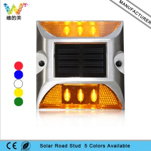 Motorway 3M Reflective Solar Road Stud