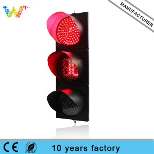 Christamas Promotion RYG 200mm Countdown Timer Traffic Signal Light