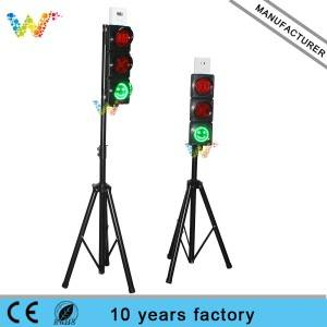 customized Supermarket uses 100mm Indicator traffic light