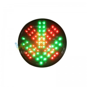 DC12V 200mm  New products mix color red cross green arrow led signal traffic light module in Spain