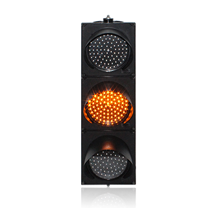 AC85-265V 200mm red yellow green LED traffic signal light high brightness traffic light sale in Dubai