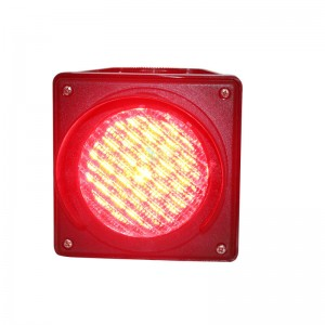 High quality waterproof 100mm LED traffic light replacement