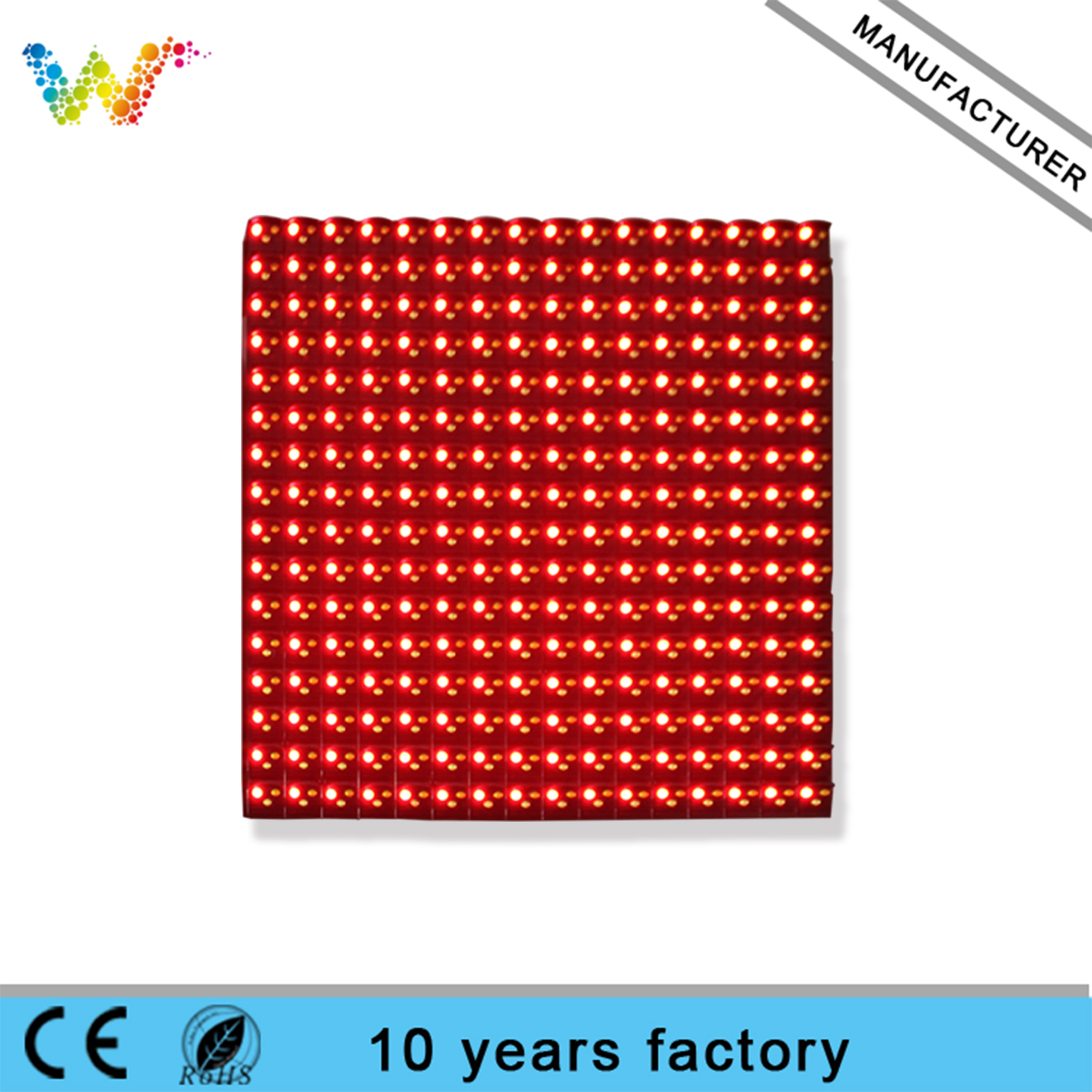 P16 outdoor full color led display module
