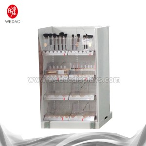 Floor Standing Kosmetik Display Stand 1bay (maj. 2018)