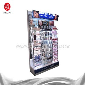 FLOOR STANDING COSMETICS DISPLAY STAND (JUNE. 2007)