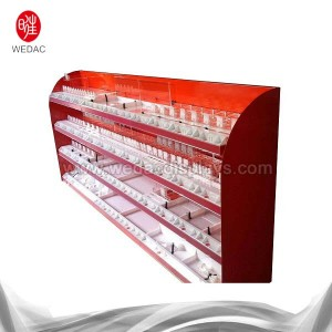 FLOOR STANDING COSMETICS DISPLAY STAND (DEKABR. 2011)