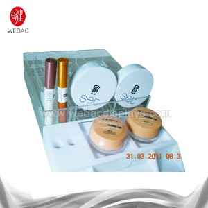 Supply ODM Cosmetic Booth Design -