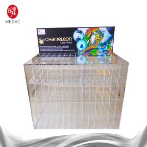 China Wholesale Acrylic Mask Display Holder -