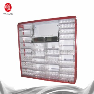 Wholesale Price China Acrylic Showcase -