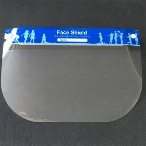 Disposable protective face shield NEW TYPE 2(JP)