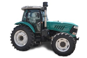 High Quality large 4WD Farm Wheel tractor with CE - Aowei-2604 – Aowei
