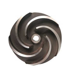 Alloy impeller