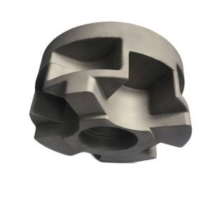 Customized investment casting stainless steel machinery parts
