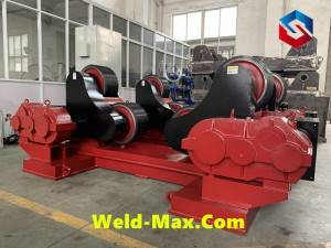 80Ton Self-aligning Welding Turning Rolls / Tank Rotator