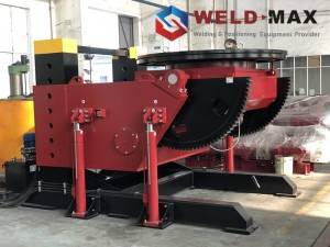 Welding Positioning Equipment — Hydraulic Lifting Welding Positioner