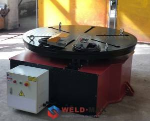 Welding And Positioning Equipment— 3 Ton Welding Turning Table