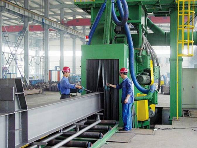 Quality Inspection for 6×6 Welding Frame -
