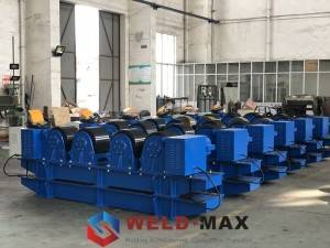 Welding and Positioning Equipment — 60Ton Conventional Welding Rotator