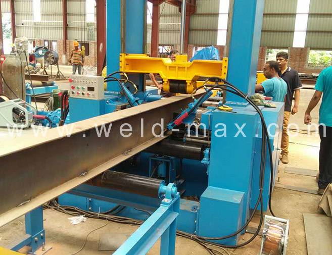 factory customized 200amp Welding Rotator -