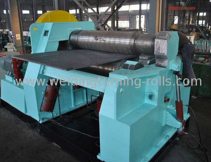 Factory wholesale 150Ton Wind Tower Welding Rotator -