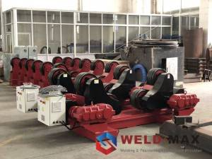 Welding and Positioning Equipment — HGZ-50 Self-aligning Welding Rotator