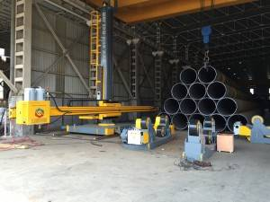 Supply ODM Welding Column And Boom Machine For Tank Boiler