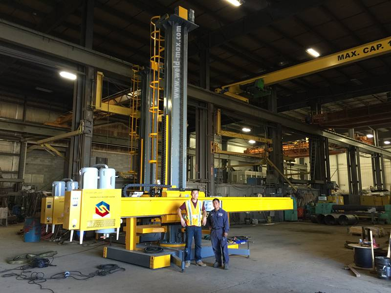 Leading Manufacturer for 80ton Tank Rotator -