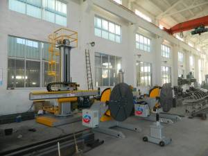 Well-designed Metal Manufacturing Industry Handling Equipment Steel Welding Manipulator