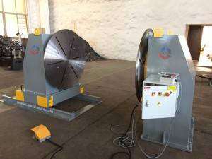 Head Tail Welding Positioner