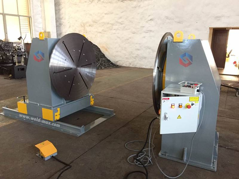 Wholesale Price 40ton Self-Aligning Welding Rotators -