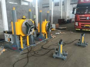 Hydraulic Welding Positioner