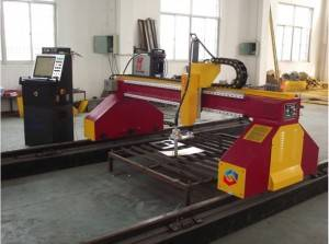 OEM/ODM Supplier Heavy Duty Cnc Definition Flame Cutting Controller System Plasma Cutting Machine