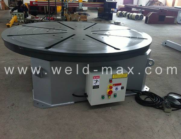 Online Exporter 200Ton Welding Rotator -