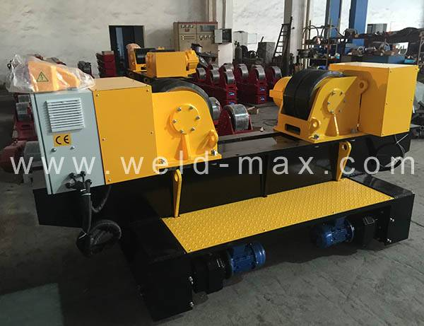 China wholesale 30Ton Lead Screw Welding Rotators -