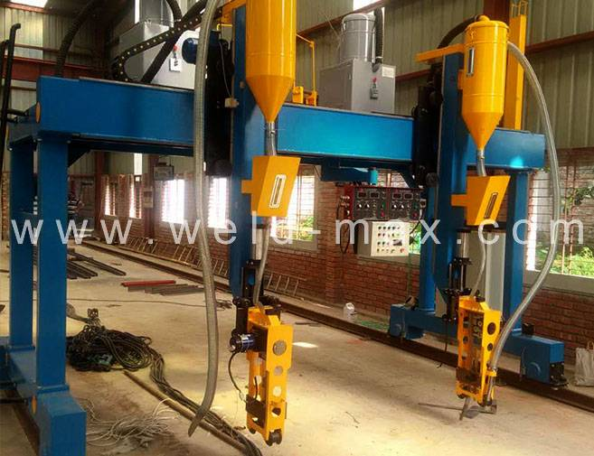 Popular Design for Bolt Welding Rotator -