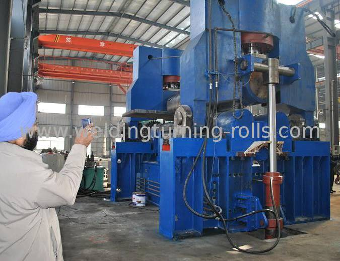Special Price for Welding Rotator With Pu Wheels -