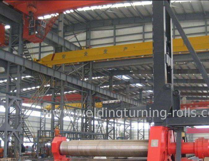 China Factory for 40Ton Welding Rotator Turning Roll -