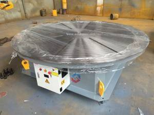 Welding Turning Table