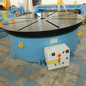 turntable 3000 kg Horizontal